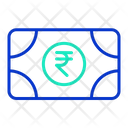 Rupee Cash Icon
