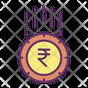 Mcoins Rupee Rupee Coin Rupee Icon