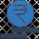 Rupee Coin Money Cash Icon