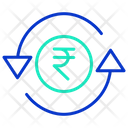 Rupee Exchange Icon