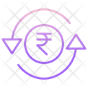 Rupee Exchange Icon
