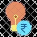 Rupee Idea Icon
