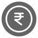 Rupee Indian Currency Icon