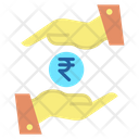 Mpay Money Rupee Loan Loan Icon
