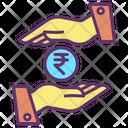 Rupee Loan Icon