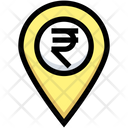 Business Financial Location Icon