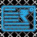 Rupee News Icon
