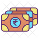 Rupee Notes Icon