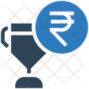 Rupee Trophy Rupee Trophy Icon