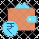 Rupee Wallet Icon