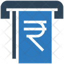 Rupee Withdrawal Icon