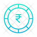 Rupees Rupees Coin Coin Icon