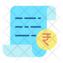 Rupees Account File Icon