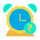 Rupees alarm Icon