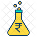 Rupees analytics Icon