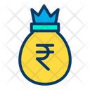 Rupees Bag Icon
