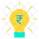 Rupees Bulb Icon