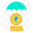 Rupees Business Investment Icon