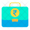 Rupees Business Business Portfolio Icon