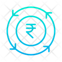 Rupees Chargeback Chargeback Rupees Icon