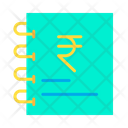 Rupees Documents Description Money Icon