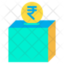 Rupees Donation Icon