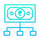 Rupees Flow Icon
