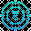 Rupees  Focus Icon