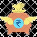 Rupees Gunny Icon