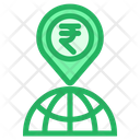 Rupees World Global Icon