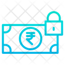 Rupees Lock Icon