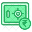 Rupees Locker Icon