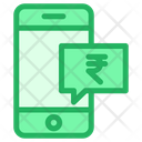 Rupees M-Commerce Icon