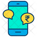 Rupees M Commerce Icon