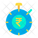 Rupees Management Icon