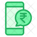 Rupees Mobile Icon