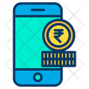 Rupees Mobile Banking Icon