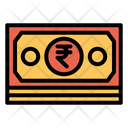 Rupees Money Icon