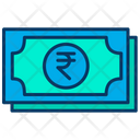 Rupees Notes Rupees Note Rupees Icon