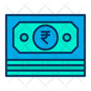 Rupees Notes Rupees Notes Rupees Note Icon