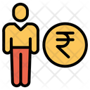 Rupees Payment Icon