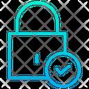 Pad Lock Lock Safe Icon