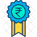 Rupees Reward Badge Reward Icon