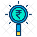 Search Business Search Rupees Business Search Icon
