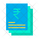 Rupees Statement Rupees Statement Icon