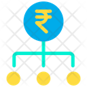 Business Rupees Money Icon