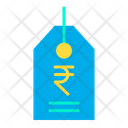 Rupees Tag Rupees Price Tag Price Tag Icon