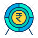 Rupees Target Icon