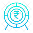 Rupees Target Rupees Target Icon