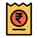 Rupees Voucher Icon